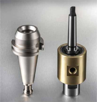 Spindle and cone for drilling machine.