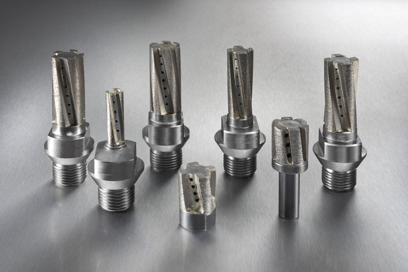 Standard milling cutter. For any type of glass.